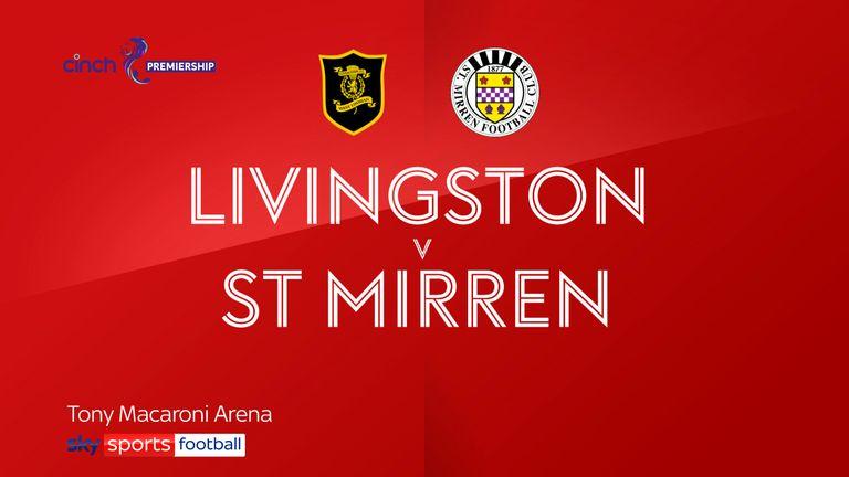 Livingstone 0-1 St Mirren