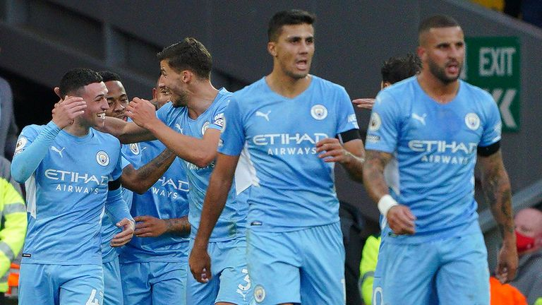 Man City have come through a gruelling week