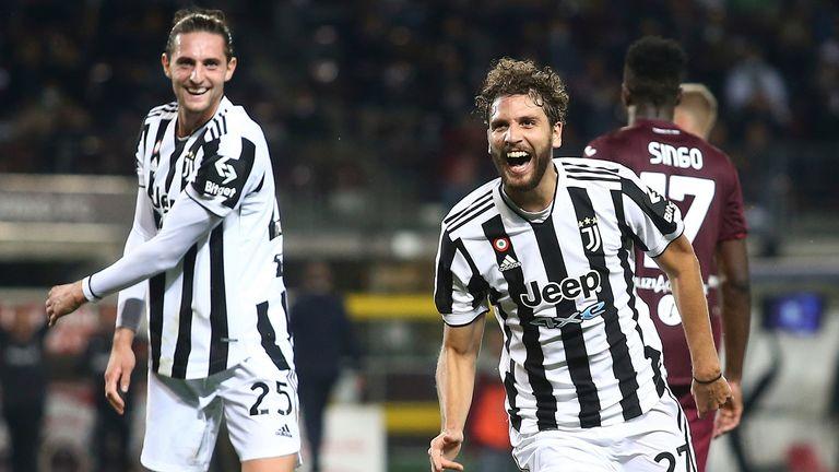Manuel Locatelli è stato il campione della Juventus