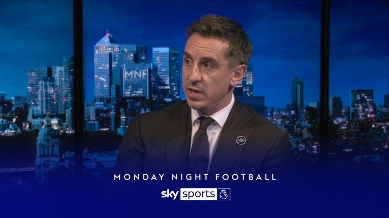 MNF: Gary Neville