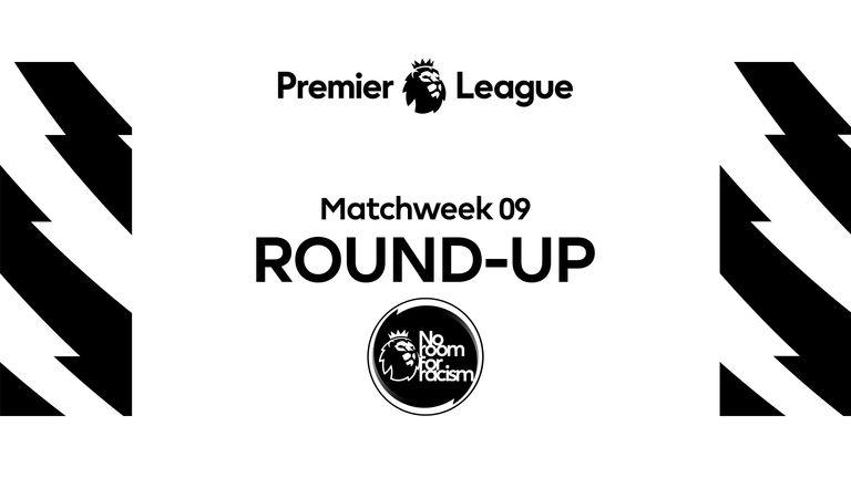 Premier League Matchweek 09 round-up