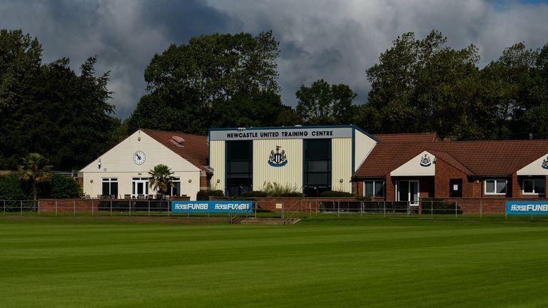 Newcastle's training ground Darsley Park