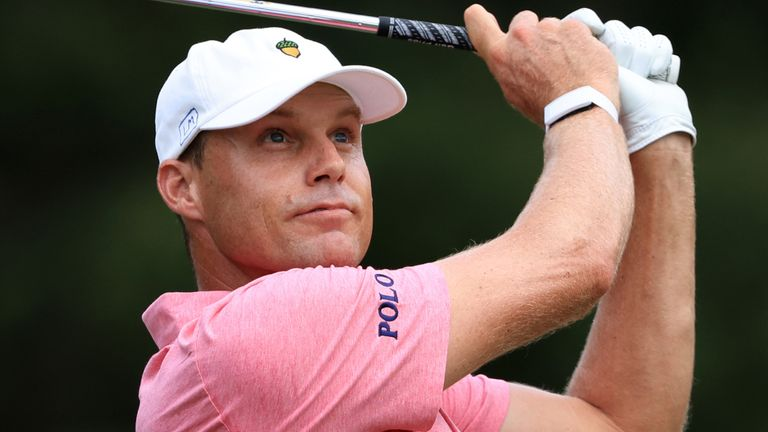 Nick Watney almost landed his first win since 2012