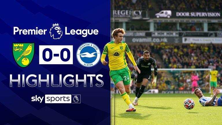 Norwich v Brighton highlights version 2