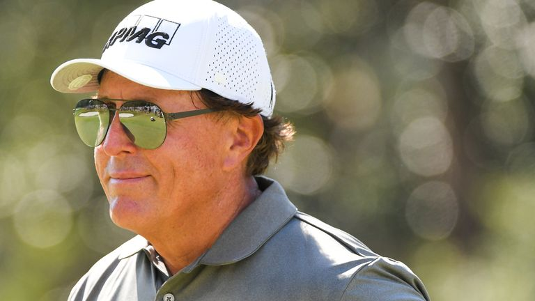Phil Mickelson has publicly criticised the R&A and USGA's decision to give the option of limiting driver length to 46 inches