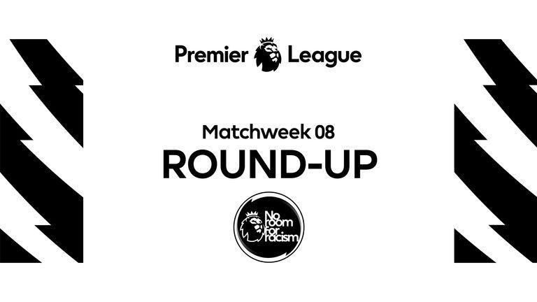 Premier League Round-up MW8