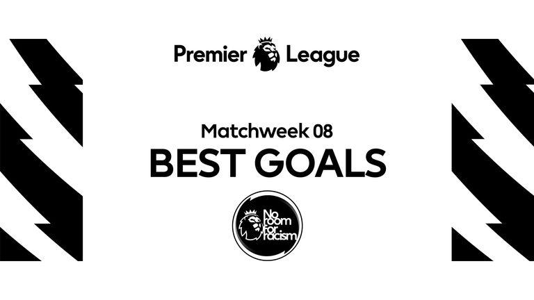 PL: MW8 Best Goals