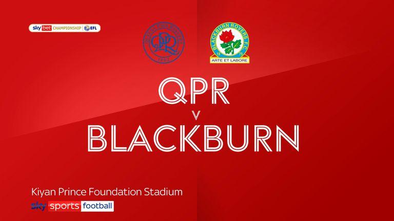 QPR v Blackburn