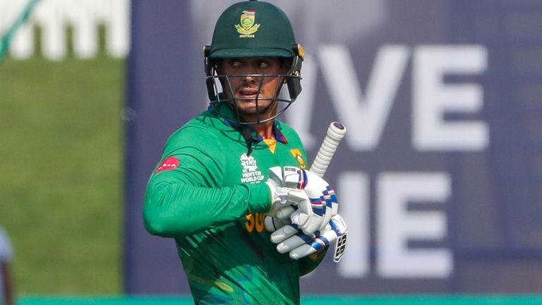 Quinton de Kock, South Africa (Associated Press)