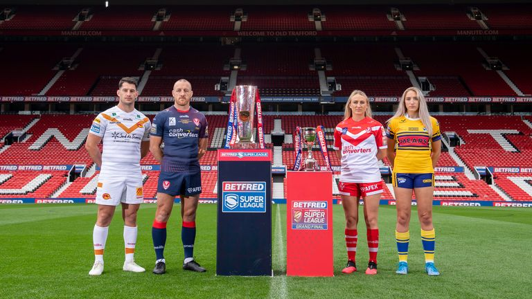 We look ahead to the men's and women's Super League Grand Finals on the latest podcast