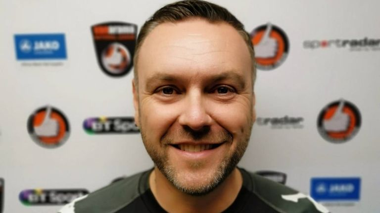 Skelmersdale United Academy Manager Darren Wildman is facing a touchline ban and fine for standing up to homophobic abuse