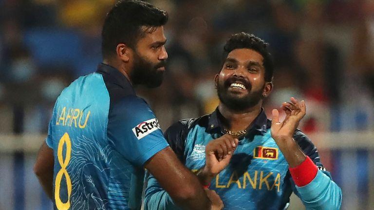 Sri Lanka cricket team (Associated Press)