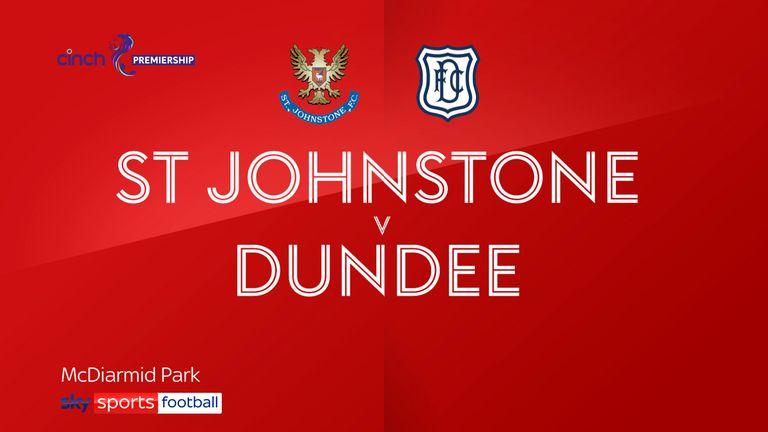 St. Johnstone 3-1 Dundee