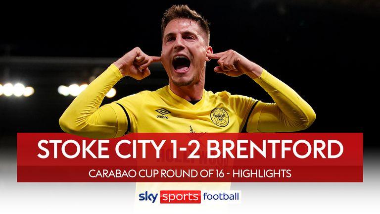 Stoke 1-2 Brentford