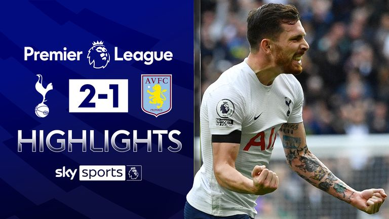 The Spurs defeated Villa and lost the run