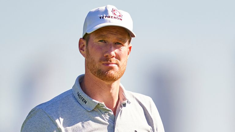 Wil Besseling has not dropped a shot in 36 holes