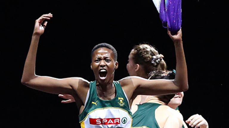 Zanele Vimbela returns to Superleague after a season out injured (Image credit - SW Pix)