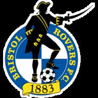 Bristol R badge